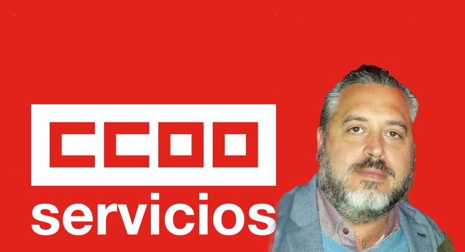 Eugenio Gamez CCOO Carrefour