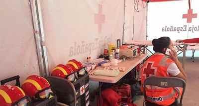 Trabajadora de Cruz Roja. Negociacion convenio