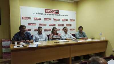 Sector financiero Extremadura