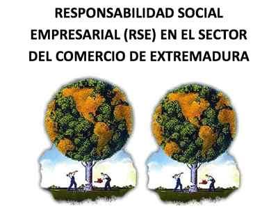 Estudio RSE Comercio Extremadura