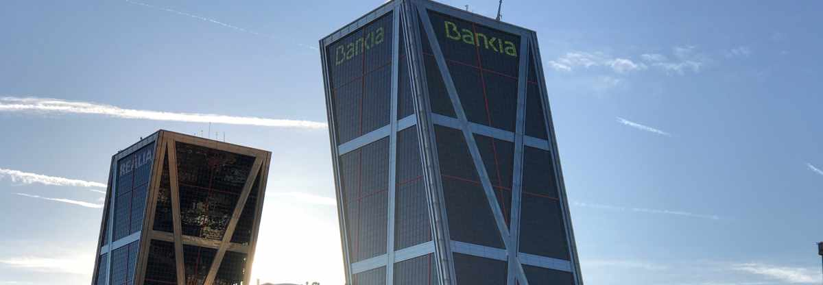 Bankia en Madrid