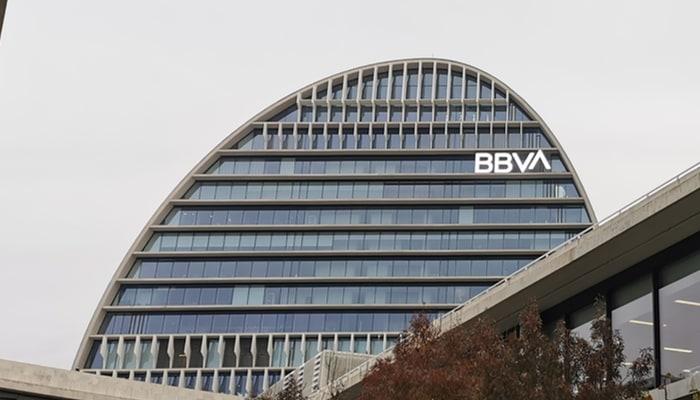 Edificio la vela BBVA Madrid