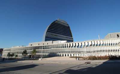 Edificio BBVA La Vela Madrid