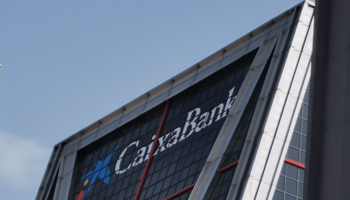 Edifici Caixabank Madrid.