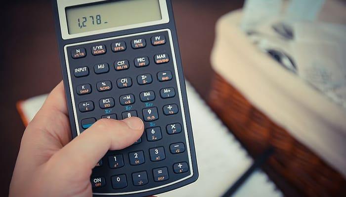 Calculadora sector financiero ilustra negociacion convenio de banca