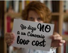 No a convenio low cost