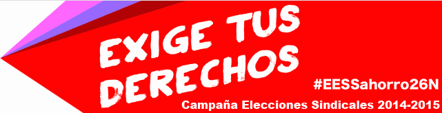 Elecciones Sindicales en Ahorro