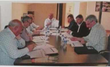 Encuentro sindicatos financieros España y Portugal