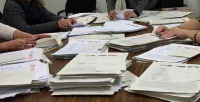 Pliegos firmas por un convenio justo en ahorro