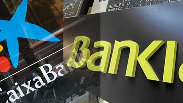fusión, bankia, caixabank