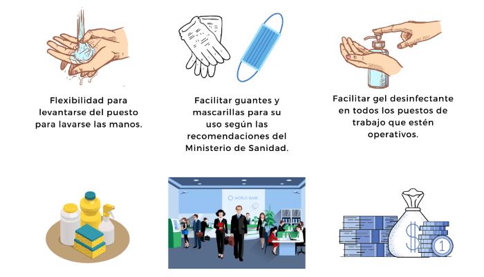 propuestas ccoo sector financiero coronavirus