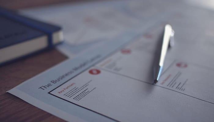 Propuestas de acuerdo en documento