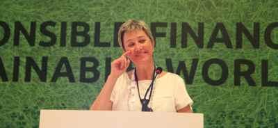 Rita Berlofa presidenta de UNi Finanzas