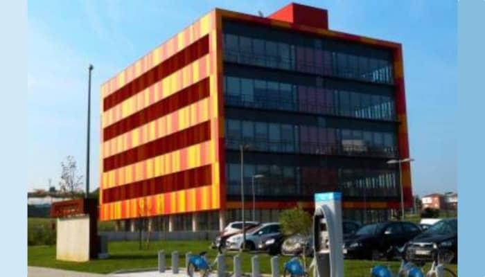 Centro de trabajo Santnader operaciones