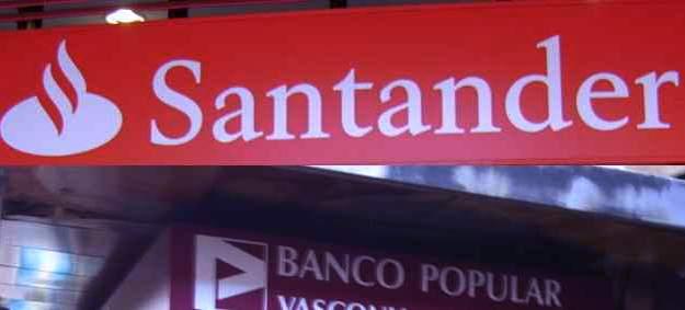 Banco Santander y banco Popular