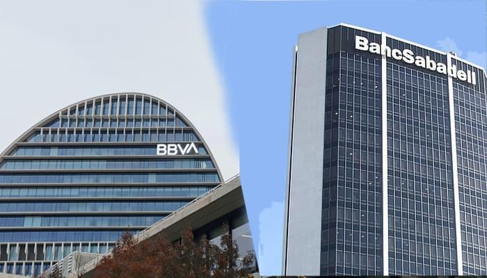 BBVA Banc Sabadell fusió fusión  bancaria