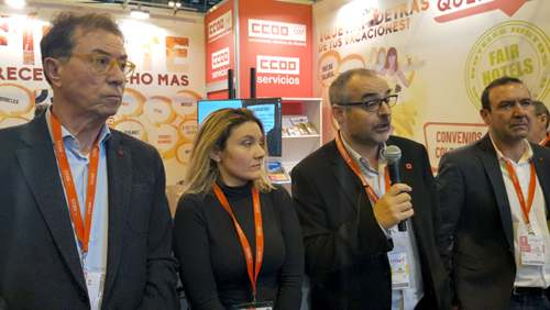 fitur stand CCOO