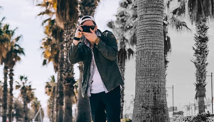 Turismo de fotografia.
