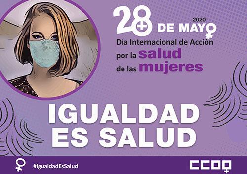 28M saúde mulleres