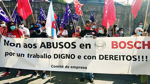 Folga concentración Bosch Service Solutions