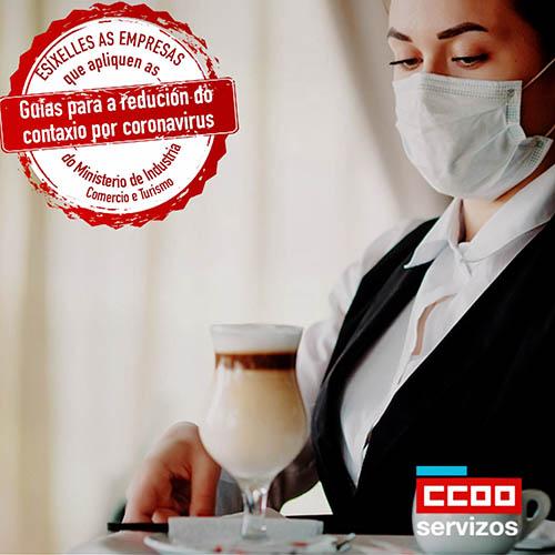 saúde no traballo covid19