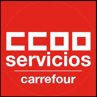 logo carrefour ccoo