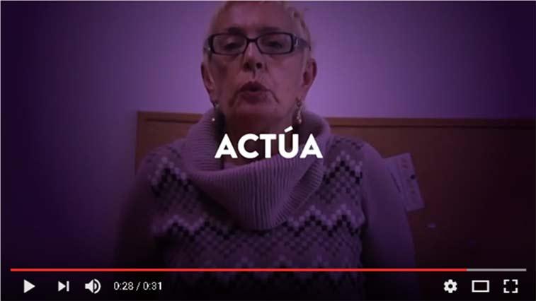 Vídeo: actúa
