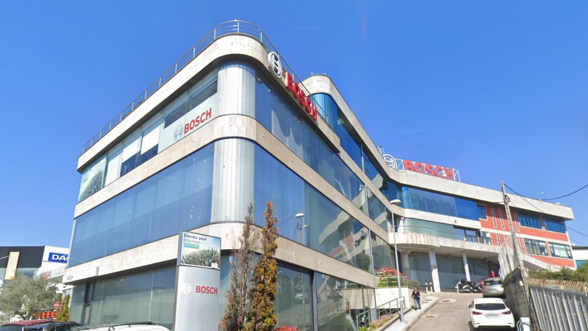 Bosch Solutions Service non política prevención riscos laborais