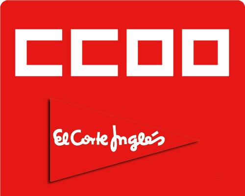 CCOO Corte Inglés