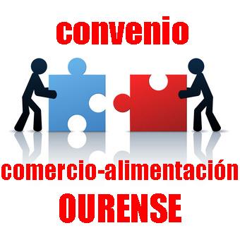 Convenio Comercio Alimentación Ourense
