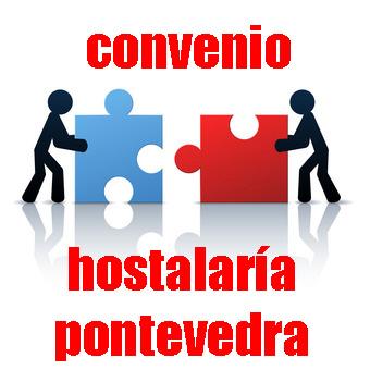 Convenio Colectivo Hostalaría Pontevedra