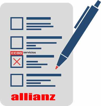 eleccións Allianz