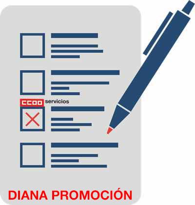 eleccións diana promocion