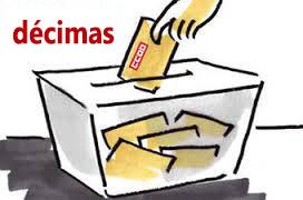 Eleccións en Décimas