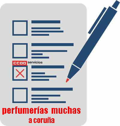 Eleccións Perfumerías Muchas
