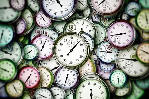 liberdade horaria