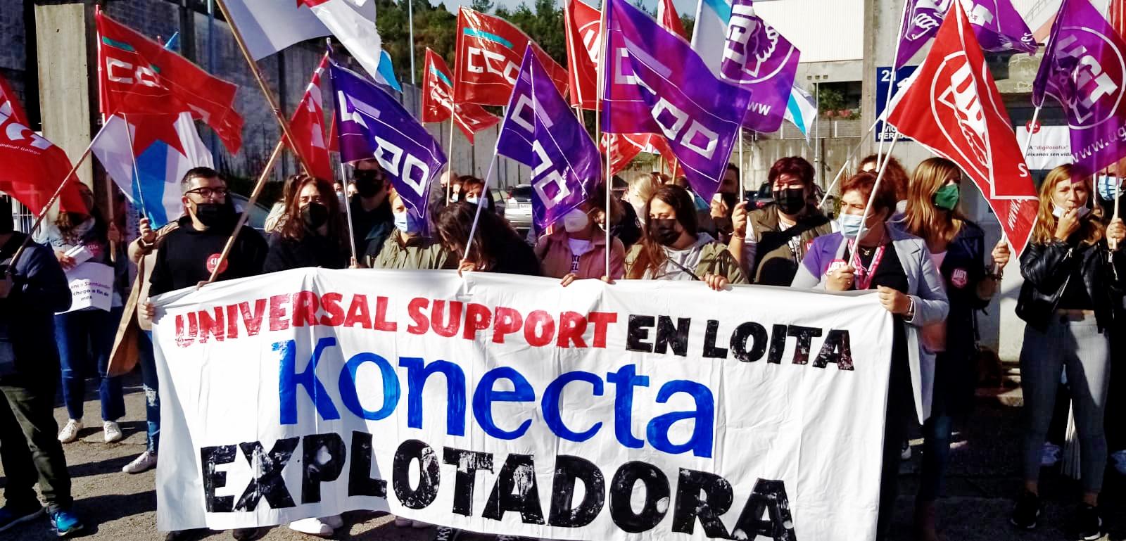Concentración Universal Support (G Konecta)