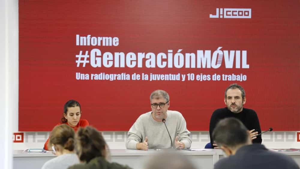 Presentación Generación móvil