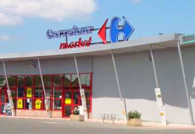 Supermercado Grupo Champion Carrefour