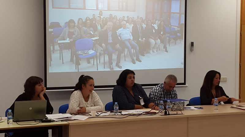 Comision Ejecutiva Grupo Champio Carrefour CCOO
