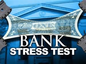 test, estrés, banca, bbva, santander, caixa, ibercaja, AQR