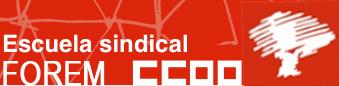 Formacion sindical Escuela CCOO