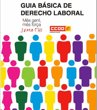 Guia Derecho Laboral CCOO Catalunya