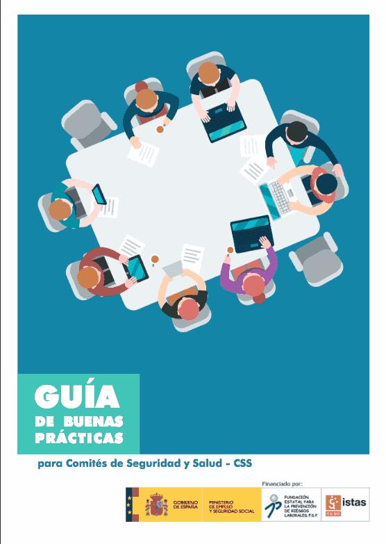 Guía de buenas prácticas para comités de seguridad y salud (CSS) ISTAS - CCOO