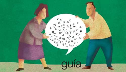 Guia para lenguaje no sexista en el ámbito sindical