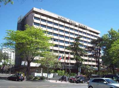 Elecciones Hotel Villa Magna