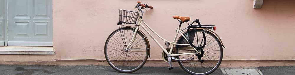 Imagen bicicleta reparto a domicilio