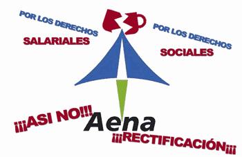 Movilización en Aeropuertos AENA CCOO