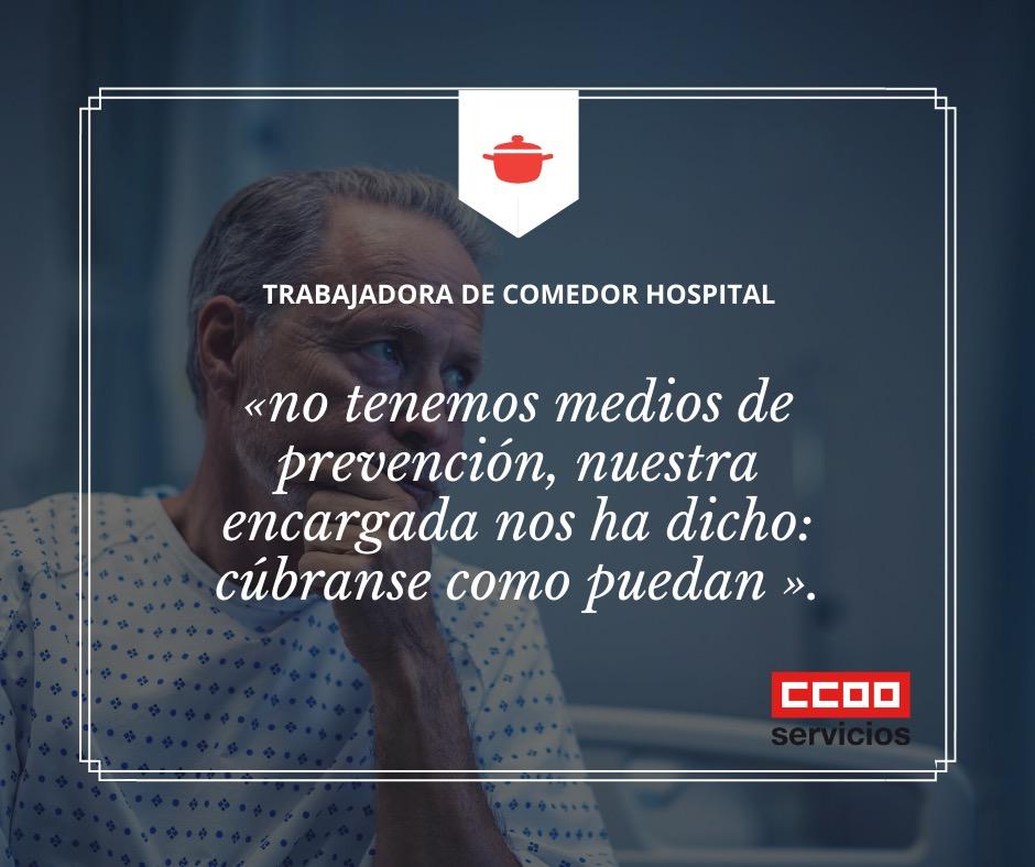 comedor hospital