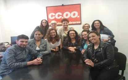 CCOO en Eurest Colectividades